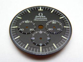 1969 Vintage Omega Speedmaster Professional Pre Moonwatch Step Dial Zifferblatt Bild