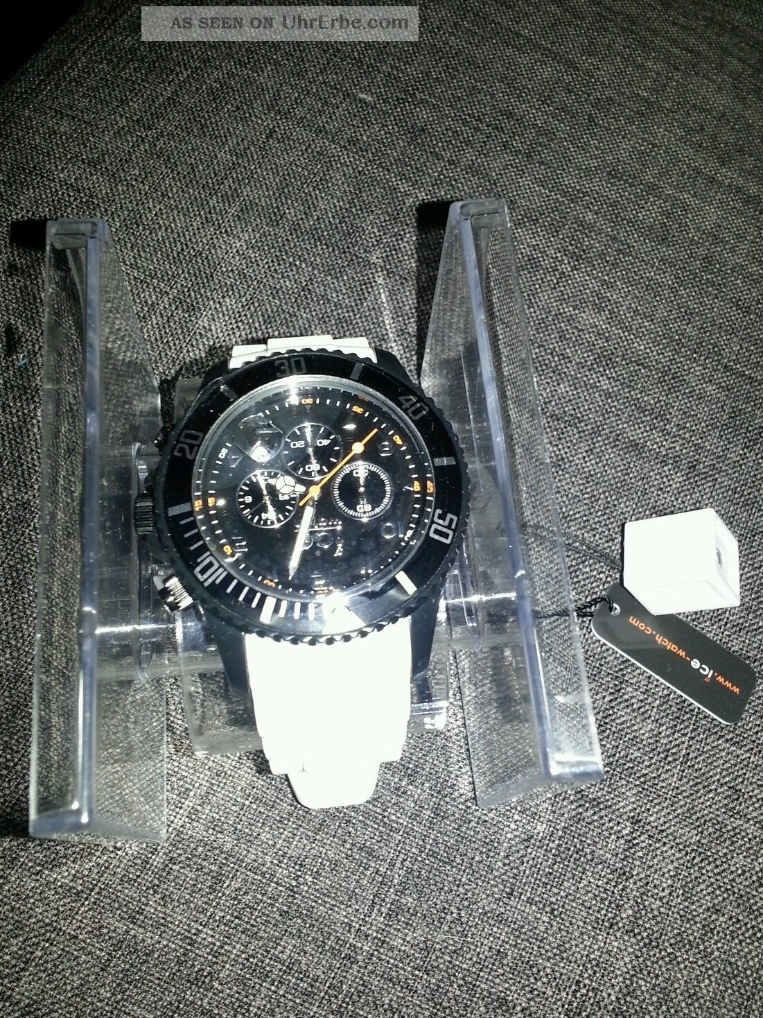 Ice Watch Ice - Chrono Armbanduhr Für Herren (ch.  Bw.  B.  S.  10) Armbanduhren Bild