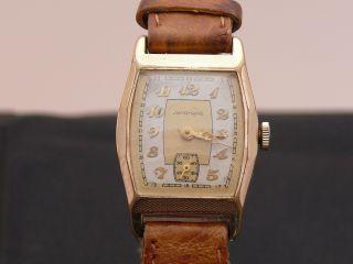 Junghans Armbanduhr 30er Jahre Kaliber 80 Superzustand Bild