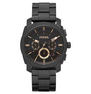 Fossil Machine Armbanduhr Für Herren (fs4682) Bild