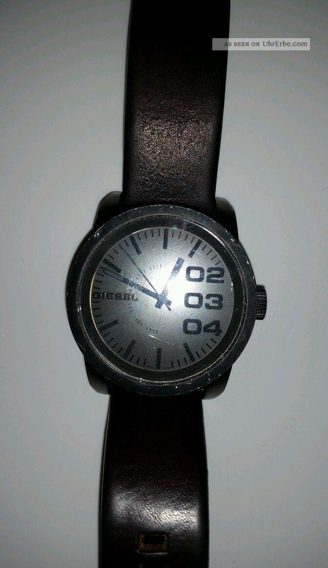 Diesel Herrenuhr Armbanduhren Bild
