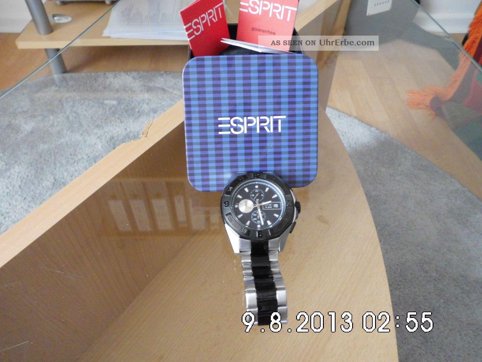 Esprit Uhr Armbanduhren Bild