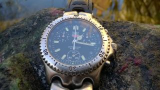 Tag Heuer - Men´s Professioal Sel Chronograph - Cg 1110 - 0 Bild