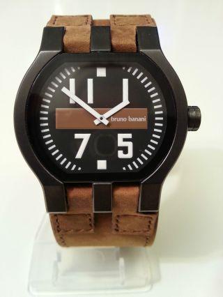 Bruno Banani Zeno Herren - Uhr Uvp 99€ Bild