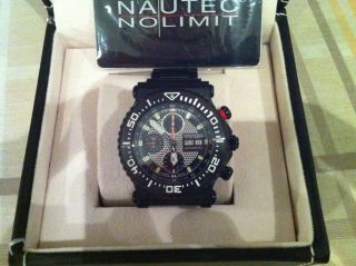 Nautec No Limit Masterpiece H6 Eta Valjoux 7750 Bild