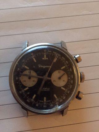 Dugena Chronograph Bild