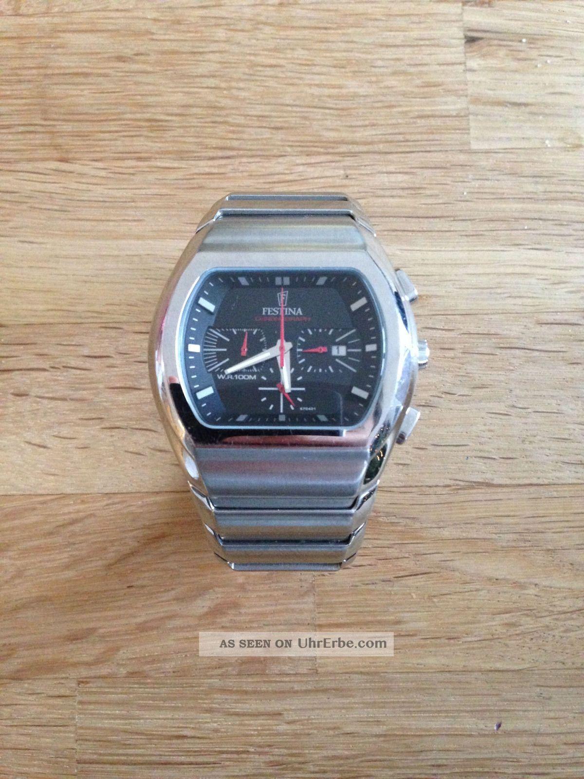 Festina Herrenuhr - 6704 Armbanduhren Bild