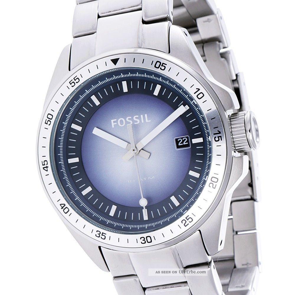 Fossil Herrenuhr Armbanduhren Bild