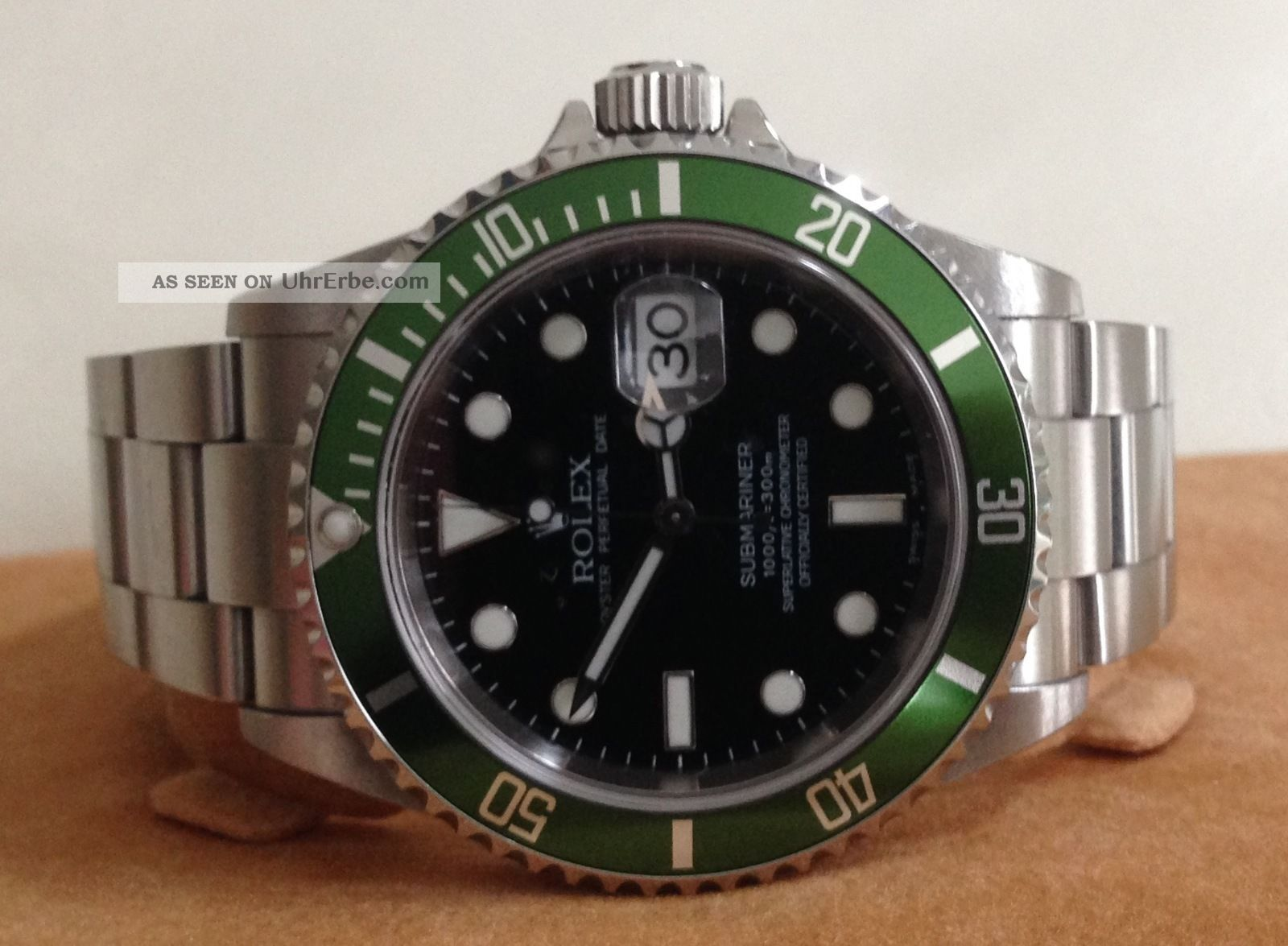 Rolex Submariner 16610 Lv