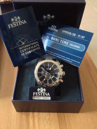 Festina Sport F16488/3 Armbanduhr Für Herren Bild