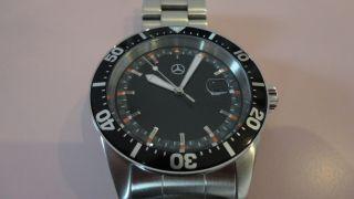 Mercedes - Benz Armbanduhr Bild