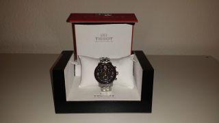 Tissot Prc200 Chronograph T055.  417.  11.  057.  00 Bild