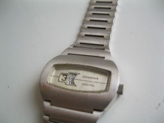 Herren Armbanduhr Dugena - Digital,  Das Armband Ist Nicht VollstÄndig Bild
