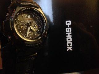 Casio G - Shock Solar - Funk Armbanduhr Für Herren Bild