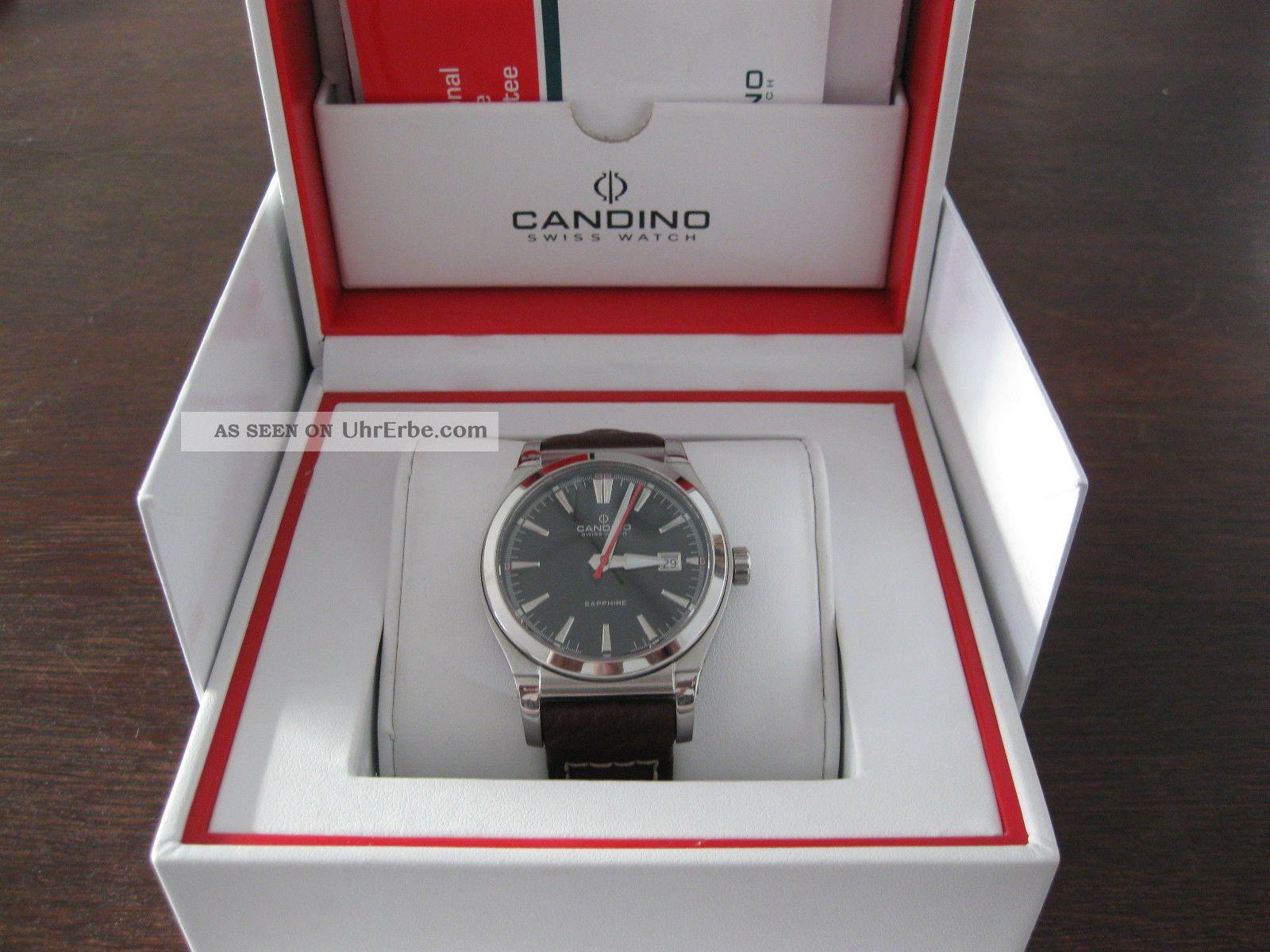 Candino Uhr Armbanduhren Bild