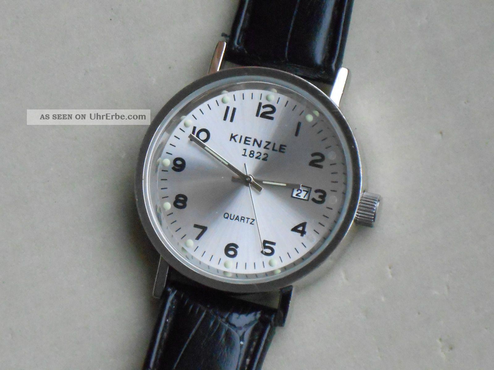 Kienzle Armbanduhr Für Herren 1822 Armbanduhren Bild