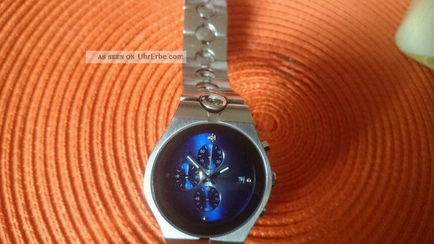 Orginal Fossil Arkitekt Fs 2920 Herrenuhr Absolute Rarität In Deutschland Armbanduhren Bild