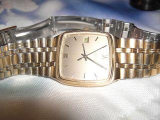 Ich Biete Hier Eine Sehr Schöne Omega Herren Armbanduhr An. Bild