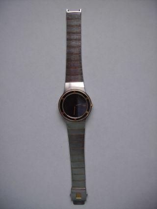 Exclusive Herren - Armbanduhr,  Eterna Galaxy,  Edelstahl Bild