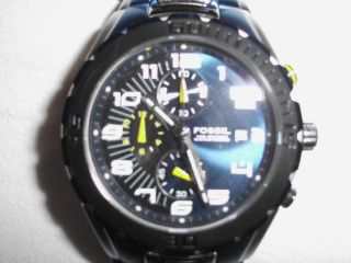 Fossil Blue Ch - 2471 - 340701 Herren Uhr Bild