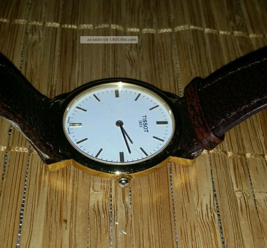 Tissot Armbanduhr Für Herren Armbanduhren Bild