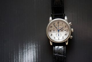 Herren Armbanduhr Elysee Chronograph Bild