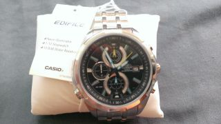 Casio Edifice Bild
