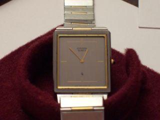Wow Herren Quartz Uhr Von Citizen (sammlerstück) Bild