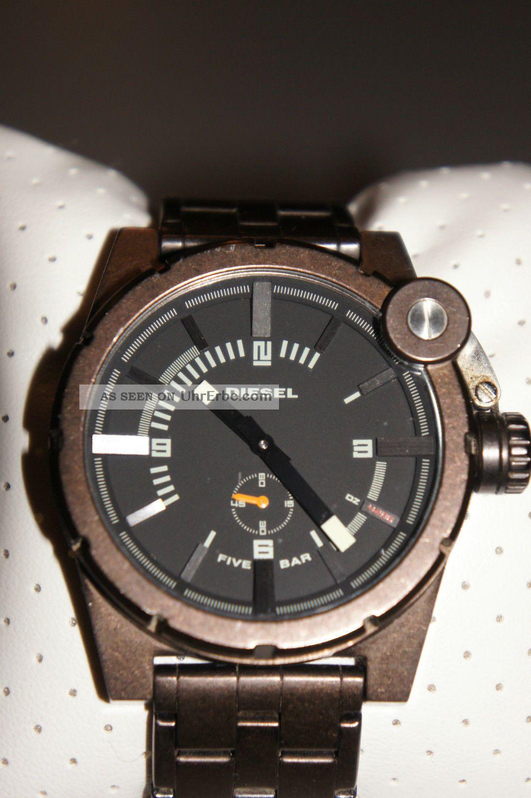 Diesel Dz 4236 Xl Armbanduhr Für Herren Armbanduhren Bild