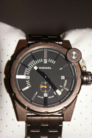 Diesel Dz 4236 Xl Armbanduhr Für Herren Bild