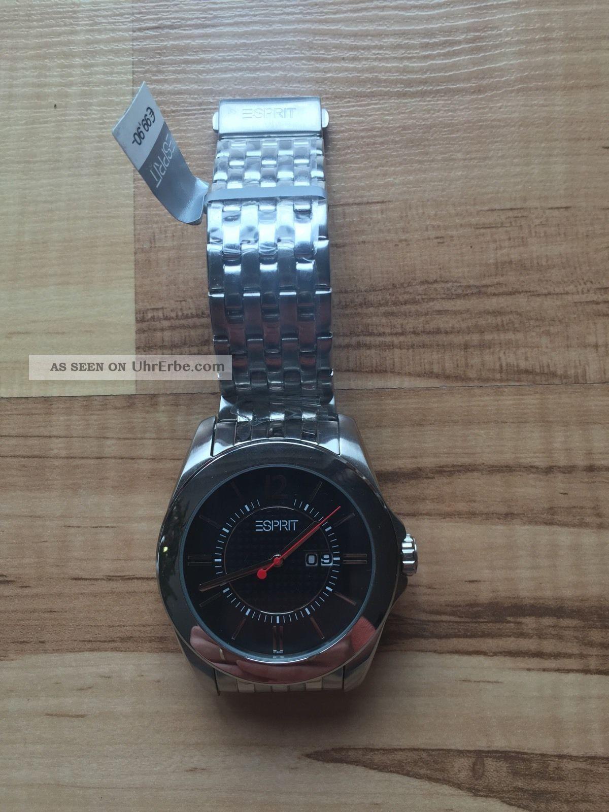 Esprit Uhr Herrenuhr Armbanduhren Bild