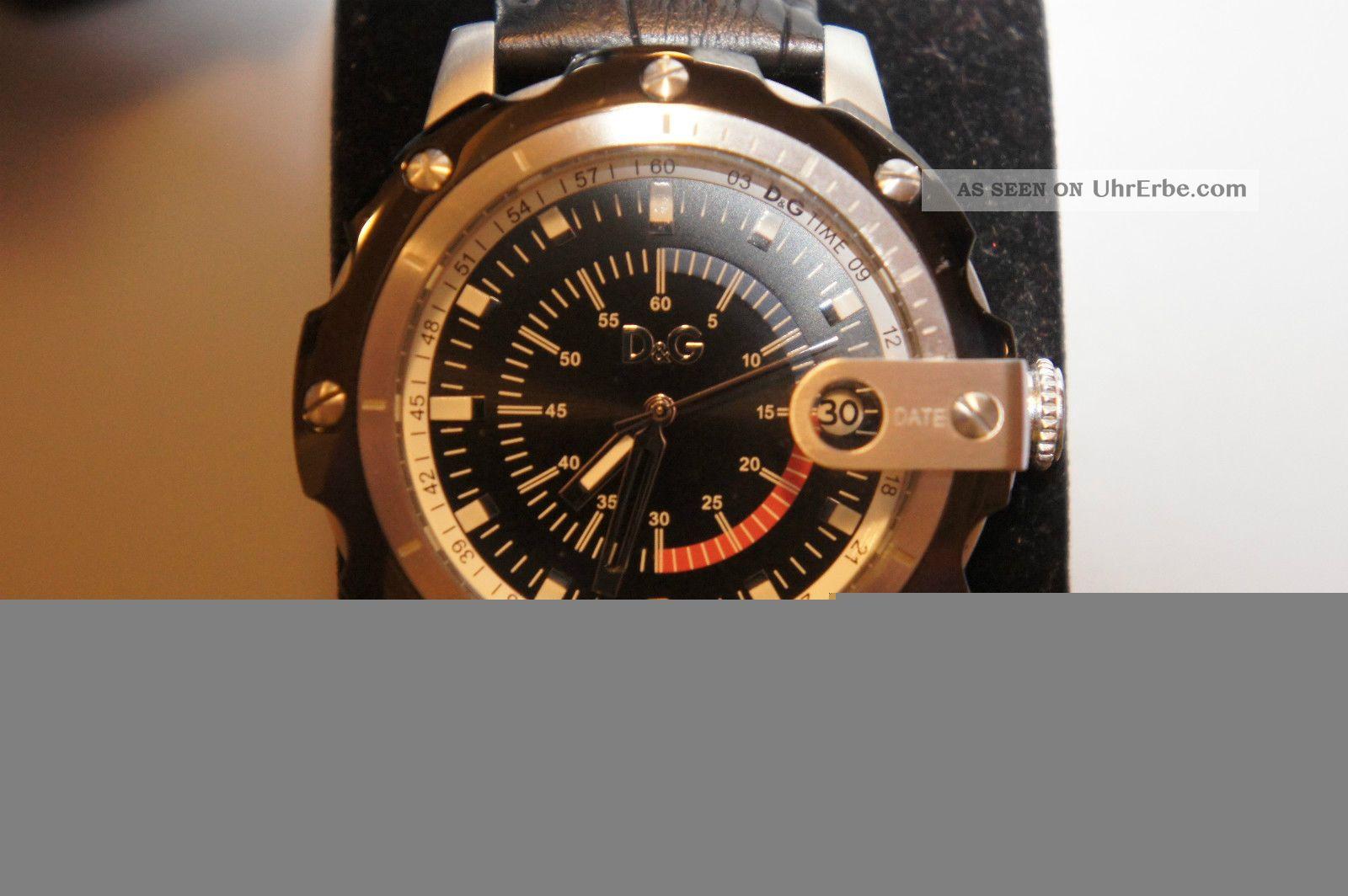 D & G Time Armbanduhr Herren Dolce Gabbana Armbanduhren Bild