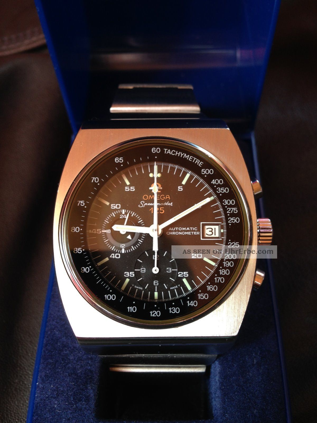 Omega Speedmaster 125 Armbanduhren Bild