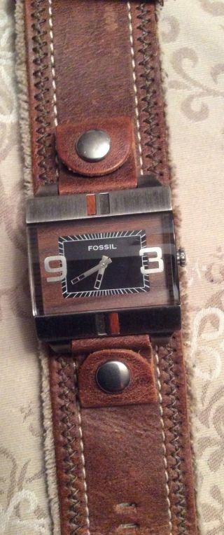 Fossil - Herren - Uhr - Wechselarmband Bild