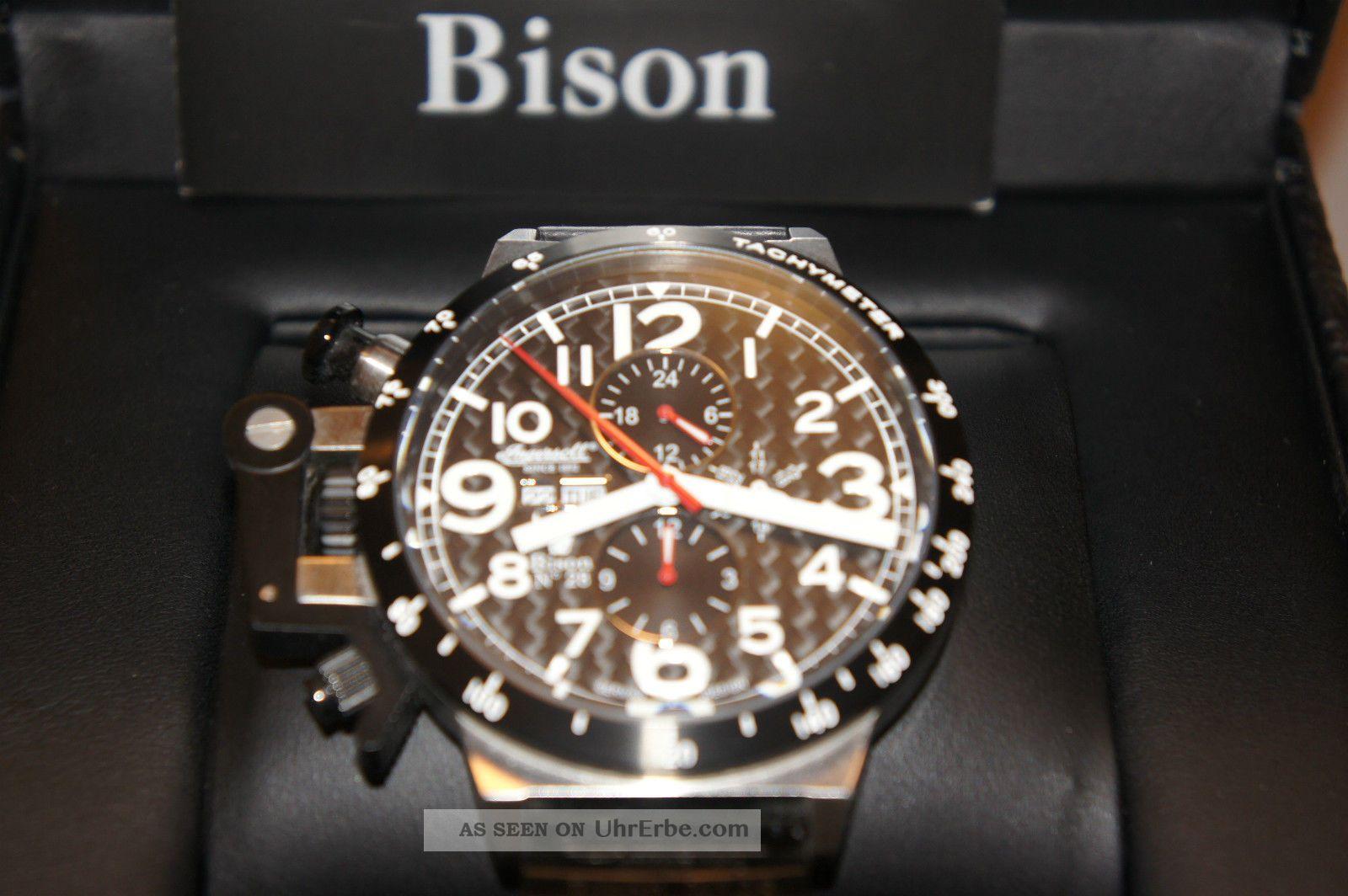 Ingersoll Bison No.  28 Armbanduhr Für Herren Armbanduhren Bild