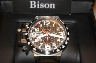 Ingersoll Bison No.  28 Armbanduhr Für Herren Bild