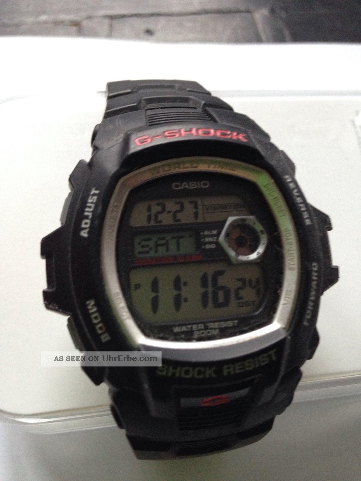 Casio G - Shock Gshock G75001ver Armbanduhr Für Herren (g - 7500 - 1ver) Armbanduhren Bild