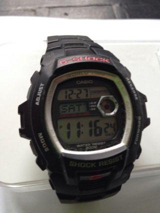 Casio G - Shock Gshock G75001ver Armbanduhr Für Herren (g - 7500 - 1ver) Bild