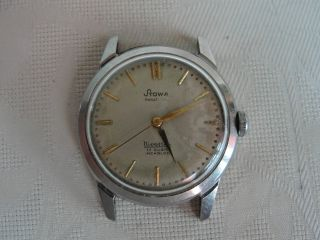 Stowa - Präzisson - Handaufzug,  Für Uhrmacher Kal.  As 1207 Bild
