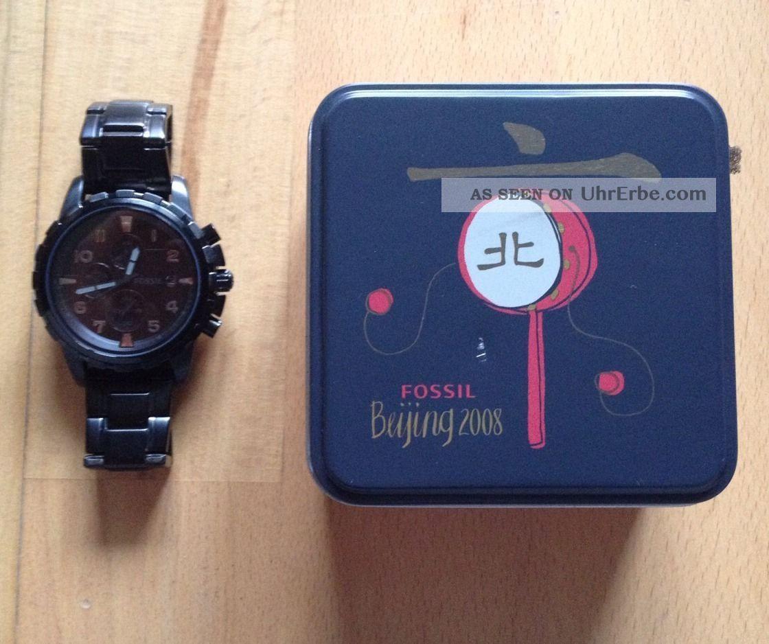 Fossil Fs4646 Herrenuhr Armbanduhren Bild
