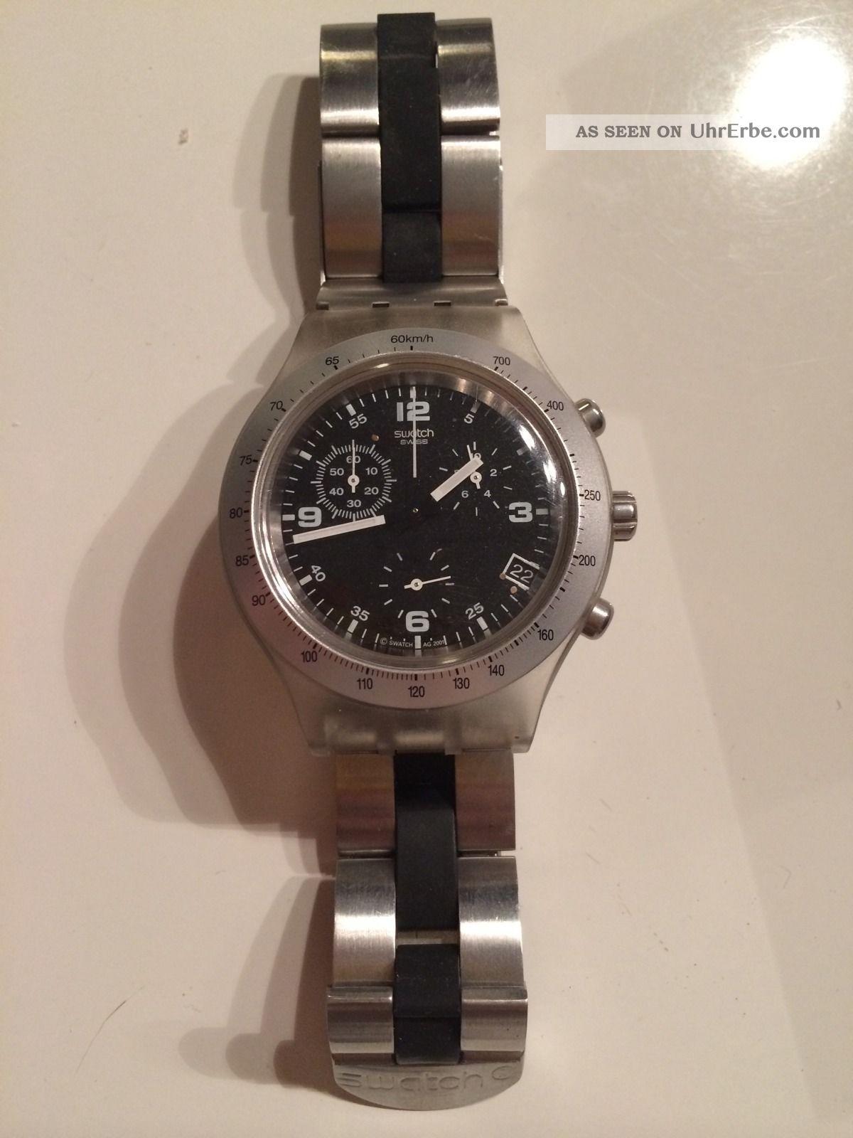 Swarch Chronograph Armbanduhren Bild