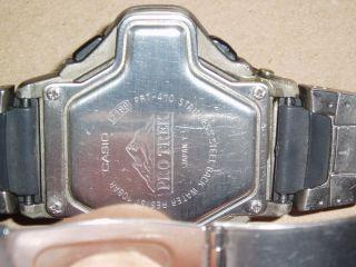 Casio Pro Trek Uhr Prt - 410 Bild