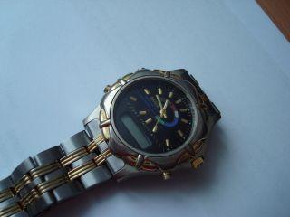 Sammlerstück Armbanduhr,  Analoge - Digitale Anzeige,  Quarz - Ansehen - Bild