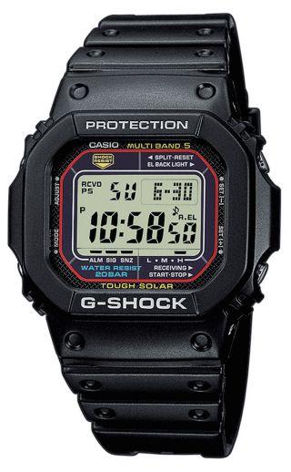 Casio Uhr G - Shock Solar - Funkuhr Gw - M5610 - 1er Bild