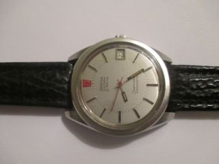 Vintage Omega Seamaster Electronic F 300 Hz Chronometer - Stimmgabel Edelstahl Bild