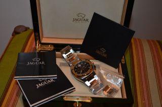 Jaguar Herren Chronograph Uhr Armbanduhr J622