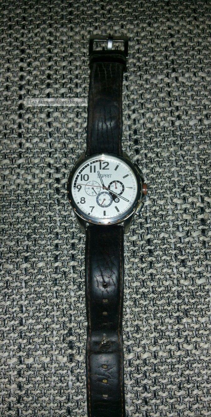 Esprit Herren Armbanduhr Uhr Armbanduhren Bild