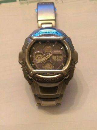 Casio - G - Shock - G - 511d - 2738 Chronograph / Armbanduhr - Guter - Bild