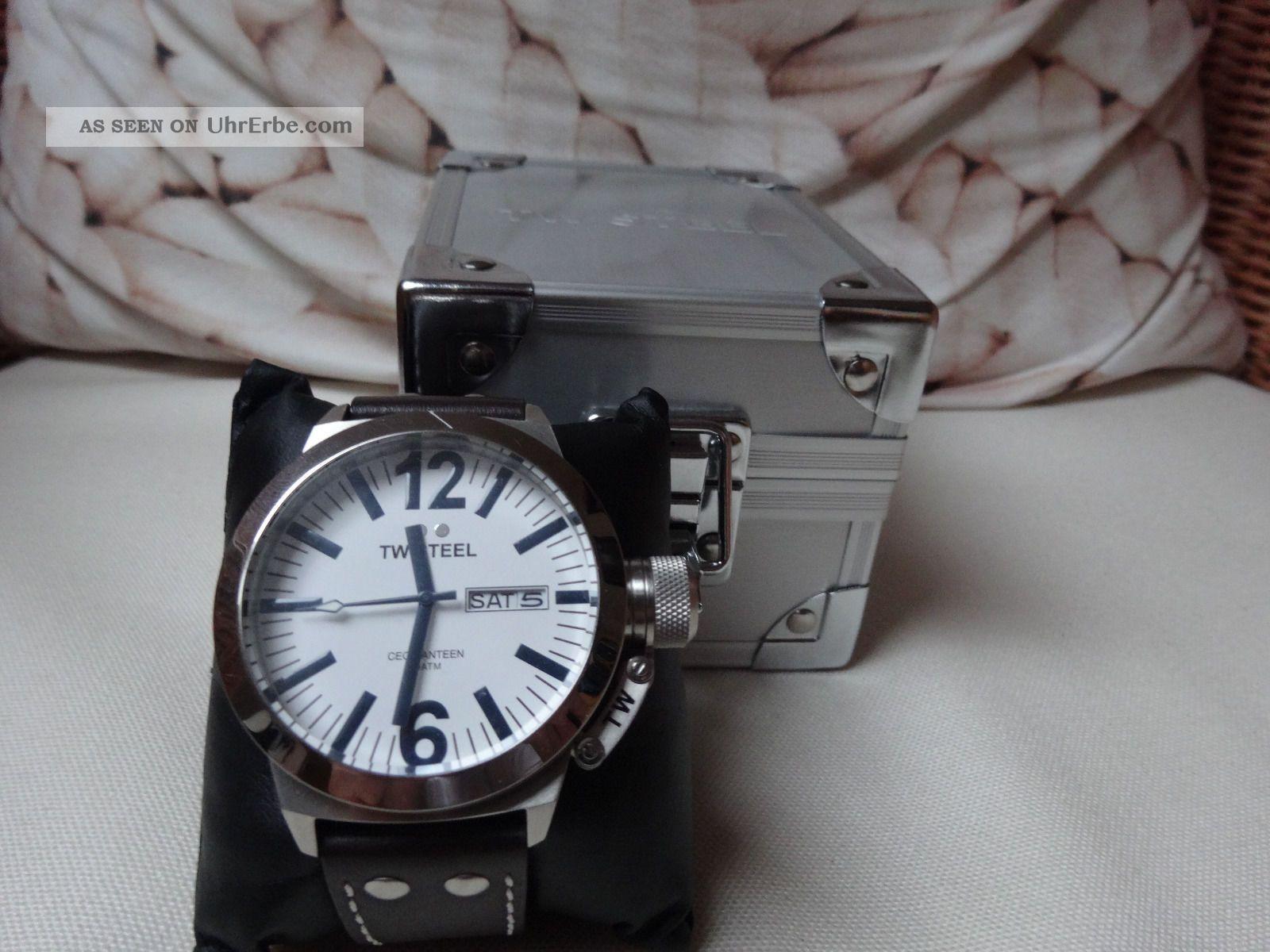 Tw Steel Ceo Canteen Ce 1005 Armbanduhr Für Herren Armbanduhren Bild