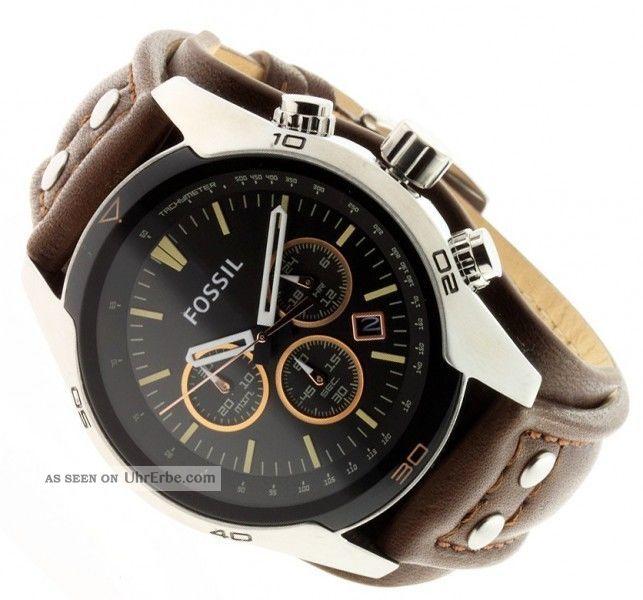 Fossil Ch2891 Armbanduhr Für Herren Armbanduhren Bild